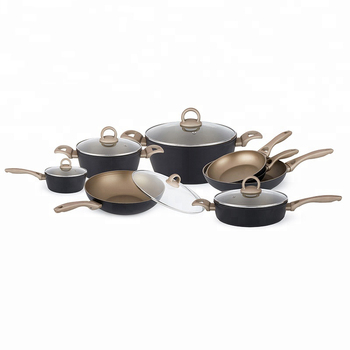 Royal prestige nonstick oil free cookware set with quality pots and pans
