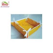 Most Popular Good Quality wire storage fruit basket with net cover