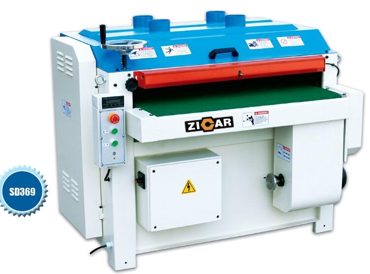 ZICAR SD369 Sanding Machine Wood Furniture Polish Machine