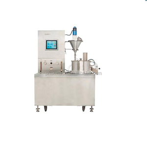 professional smallest laboratory centrifugal granulator and Coater for pesticide and granules