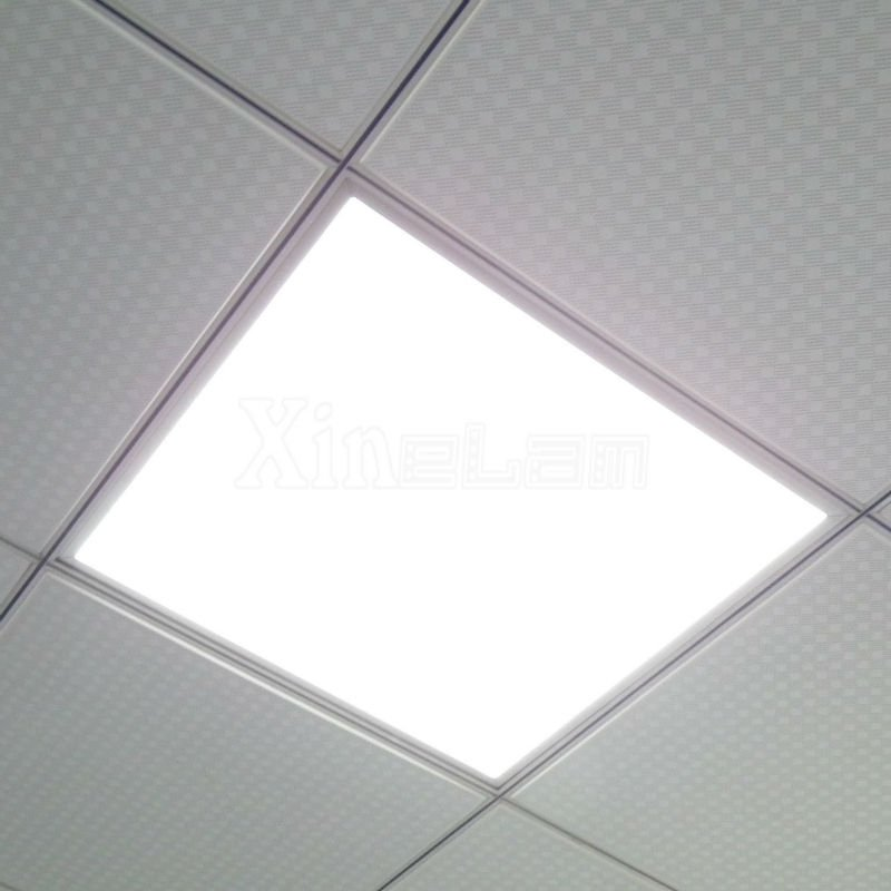 Direct-lit LED panel light housing 28mm LED concealed ceiling light