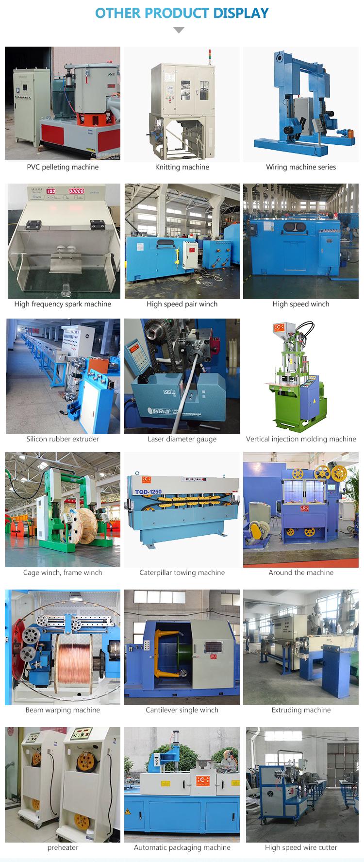 Máy cho máy đùn dây chuyền sản xuất dữ liệu hoặc dây cáp làm máy