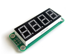 4 bit statische digitale <span class=keywords><strong>buis</strong></span> led display module