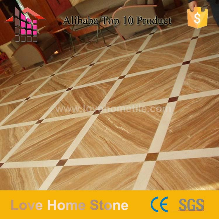 2016 most popular turkish travertine marble natural stone for home use