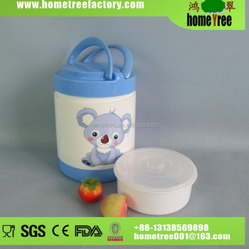 Portable Hygiene Baby 1l Food Plastic Storage Container To Keep Food