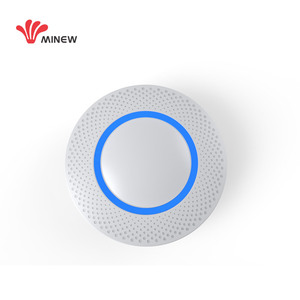 Minew factory direct sales hot sale ble bluetooth 4.0 beacon eddystone ibeacon gateway