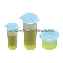 15ml, 30ml Plastic Flip Top Vials from China Supplier