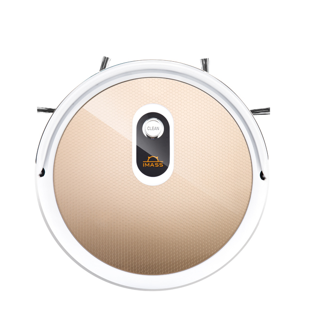 brand new 2019 IMASS Top Rated Item Robot Vacuum Cleaner with HD Camera & WIFI APP super cleaner robot