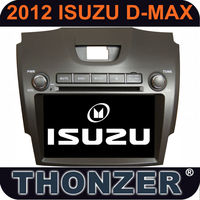 Hotselling! 8inch 3G Car DVD GPS Navi for 2012 ISUZU D-MAX(Thonzer Private Mould)