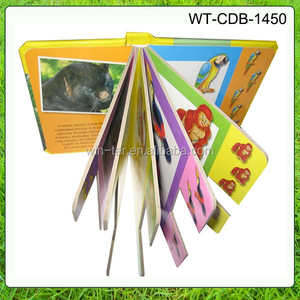 WT-CDB-1450 Paperboard picture children books