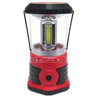 High Bright COB LED Camping Lantern with Built in Hook Outdoor Tent Light 750 Lumen Camping Light