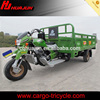 Cargo three wheel motorcycle/gasoline cargo carrying scooter