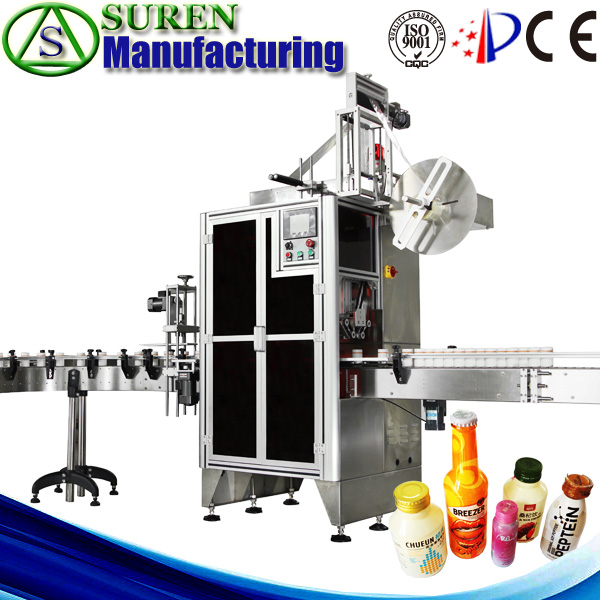 SO HOT!!! SUREN Manufacturing, bopp automatic labeling machine price for bottles SRL-45041