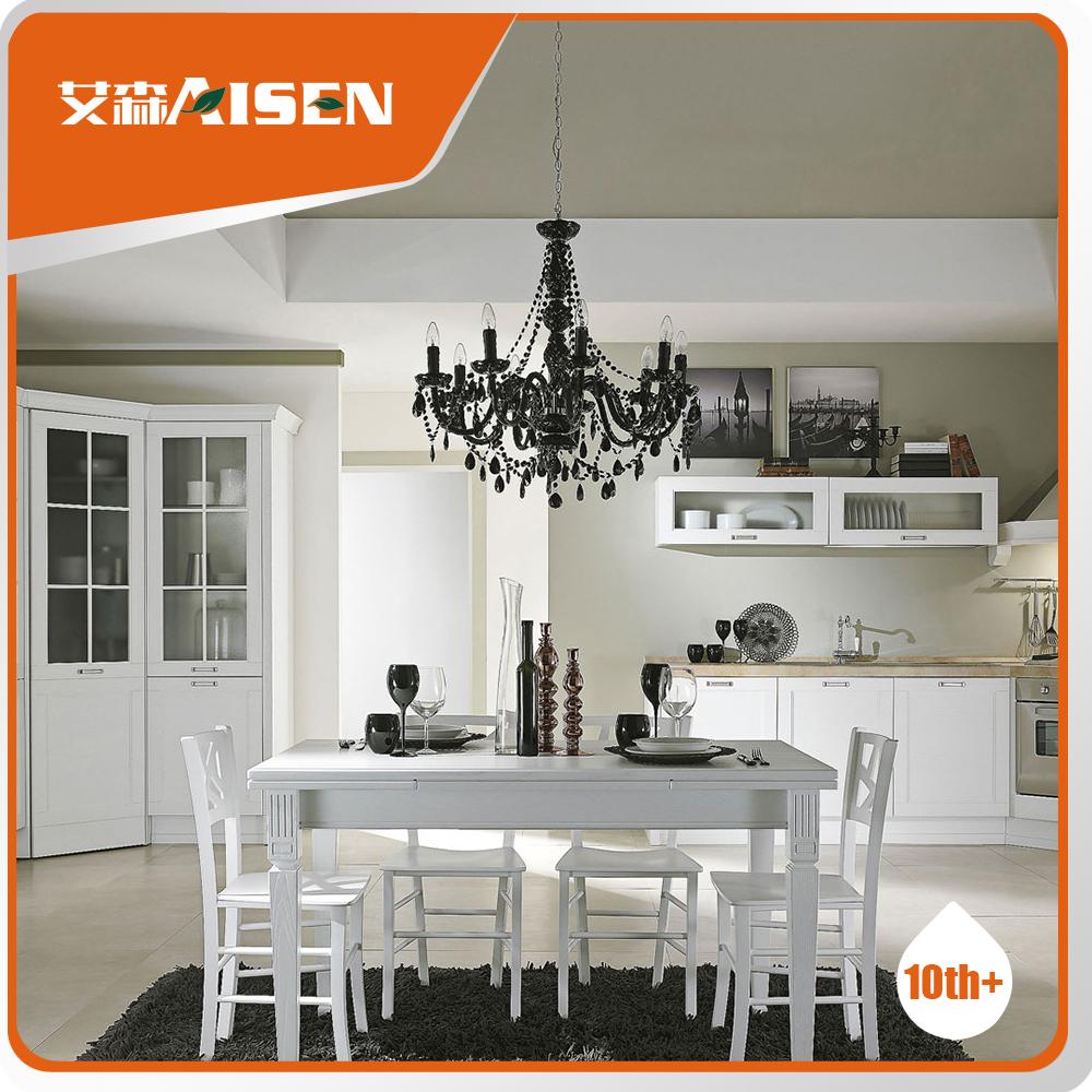 Moderne Küche Möbel Modulare Pvc Kleine Küchenschrank Almirah Design ...