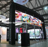 aluminum fabric display units for exhibitions