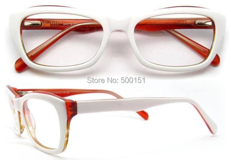 efb2ab1bc0b Get Quotations · High Gread Acetate Eyeglasses Prescription Optical Frame  Oculos de grau Femininos women myopia cat Acetate Eyeglasses