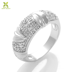 Stone 1.1mm laterst blank ring designs for girls