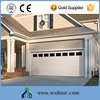 section garage door /remote control garage door /auto garage gate