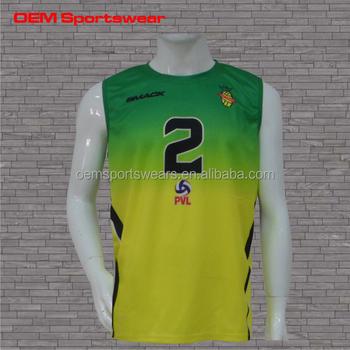 Cortar Y Coser Encargo Sin Mangas Voleibol Diseño Camisetas - Buy ... c42576330f530