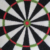 Customized Twisted Nylon Darts Club Play Game Carpet Throw Board Floor Mat