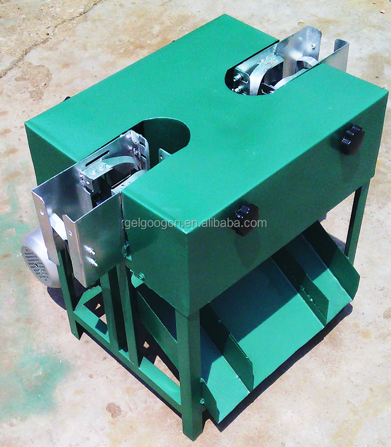 2018 Hot Sale Garlic Root Cutter Garlic Root Cutting Machine