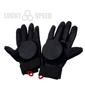 Polyester Skating protection gloves longboard