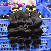 2016 FBS new arrival wholesale Top 6A Grade New Hair Products Virgin Brazilian Hair trio brazilian body wave