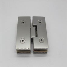 80# small size 304 stainless steel 180 degree shower hinge