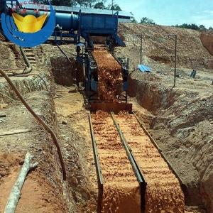 Mobile Gold mining trommel australia for sale