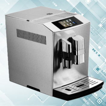 New product fully automatic commercial stainless steel coffee maker