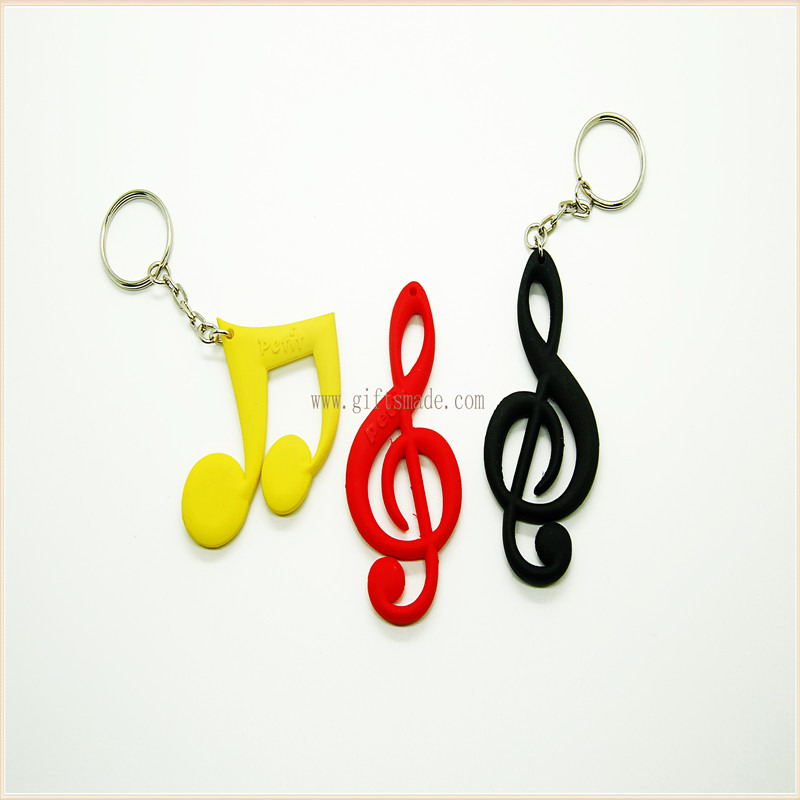 New arrival cool two sides 3d auto tire pvc keychain