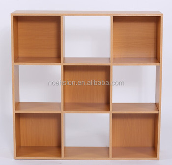 Cheap Wooden Cube Bookcase Tree Style Bookshelf Simple Designs
