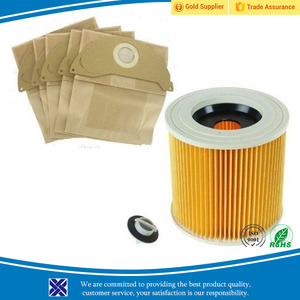 Wet & Dry Vacuum Cleaner Bag And Filter Set