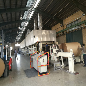 Corrugated board notebook manufacturing machine