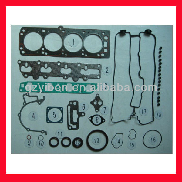 metal jointing sheet for gasket for Opel X22XE part engine