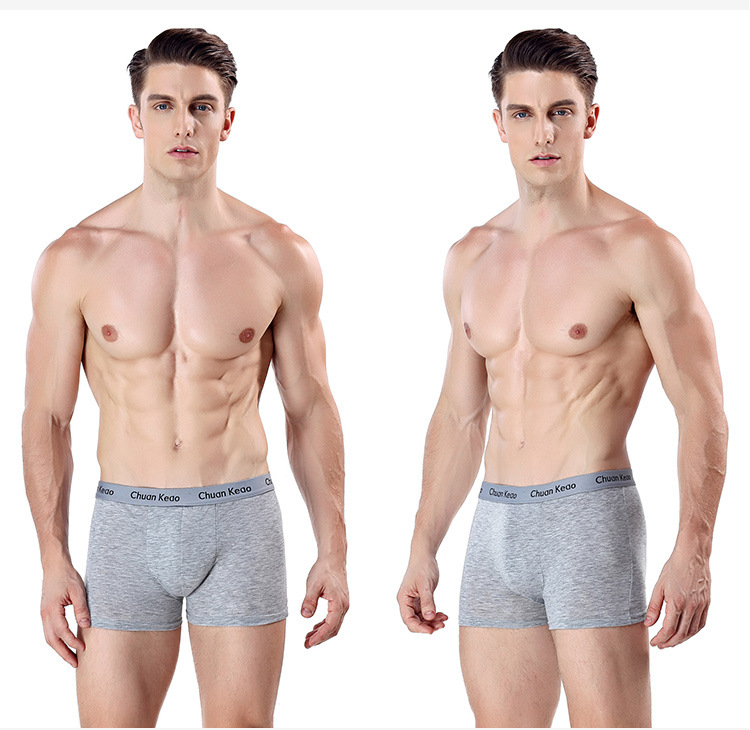 Wholesale fashion quick-dry male sexy underwear with custom design