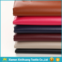 High Quality Eco Friendly Faux Leather Fabric Synthetic PU Leather for Furniture Sofa