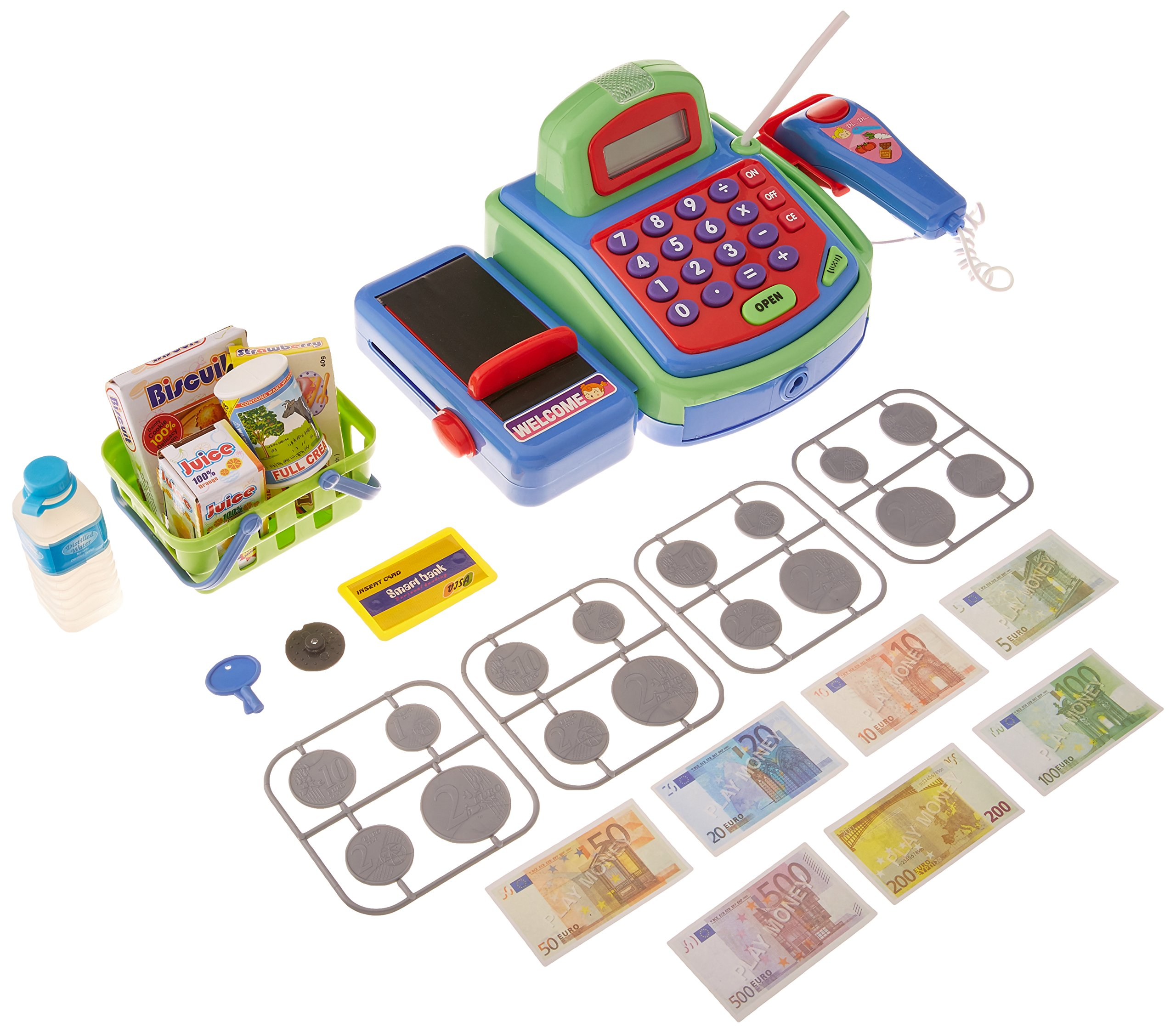 buy velocity toys toy cash register imagine multi functional