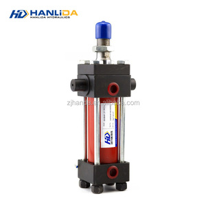 Popular long stroke double acting Head trunnion hydraulic piston cylinder