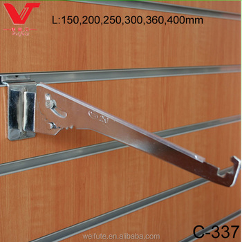 High Quality Floating Adjustable Shelf Brackets