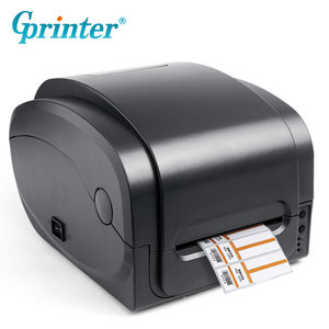 Good price durable clothing stickers jewelry price tags thermal transfer barcode label printer