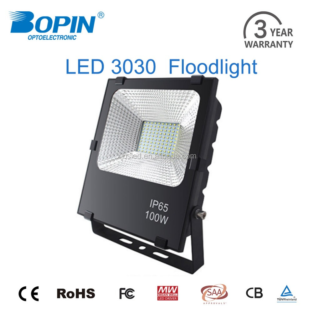 100w floodlight led in pakistan high quality Flood <strong>Light</strong> for tunnel, bridge