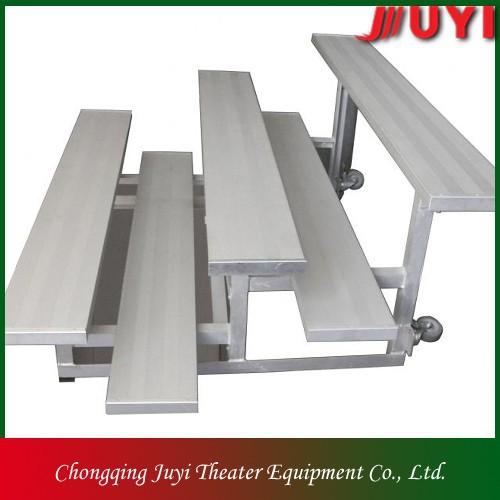 Jy-717 Mobile Aluminium Tribune Arena Tribune Price Bench Gym ...