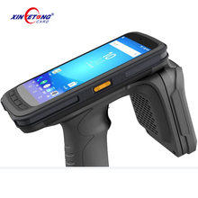 Android 6.0 4G WiFi Barcode Scanning UHF Long Range handheld NFC Reader