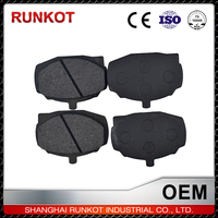Shanghai Supplier Promotional Changing Brake Rotors And Pads