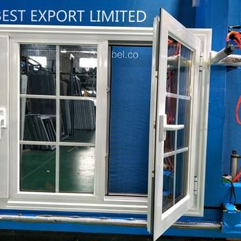 fixed glass window frameless aluminum white frame black fixed glass casement windows guangzhou factory price