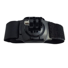 For Gopro Wrist Strap 360 Degree Rotating Adjustable Belt Mount For GoPro HD Hero 4 3 Xiaoyi SJCAM SJ4000 Action Camera