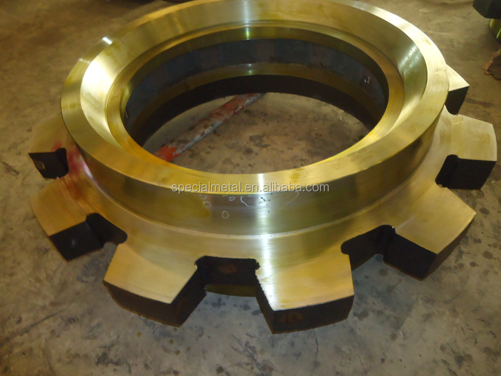 large casting sprocket chain pulley