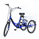 Jiahe 48V 15A Lithium battery electric tricycle adult tricycle chinese tricycle