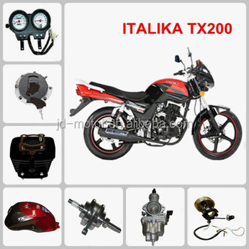 moto yamaha o italika